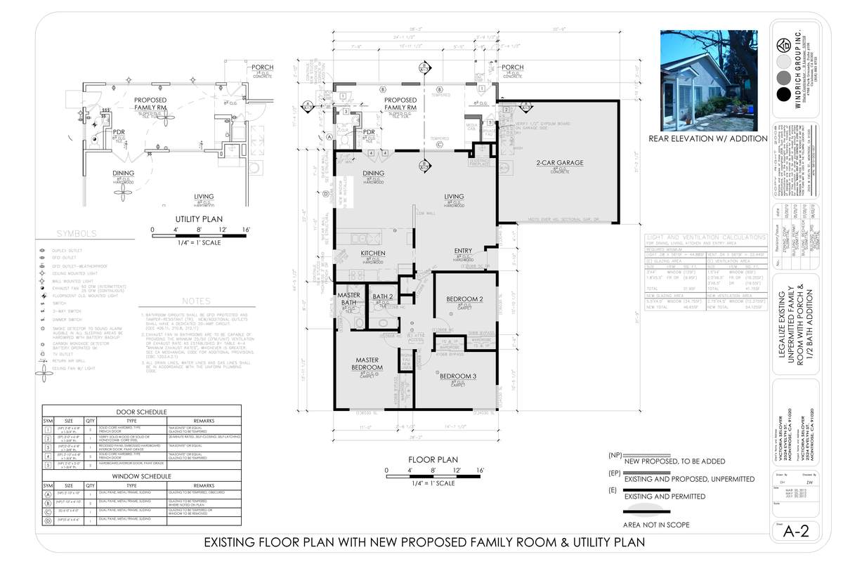Room additions floor plans fiesta construction for Addition floor plans